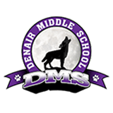 Denair Middle School Logo